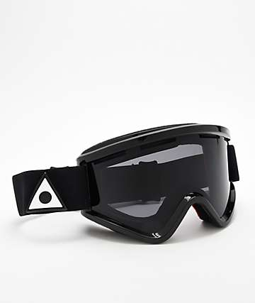 Ashbury Blackbird Black Triangle Snowboard Goggles
