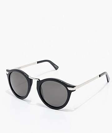 Ashbury Crow gafas de sol en negro