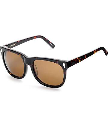 Ashbury Daytripper gafas de sol con montura carey