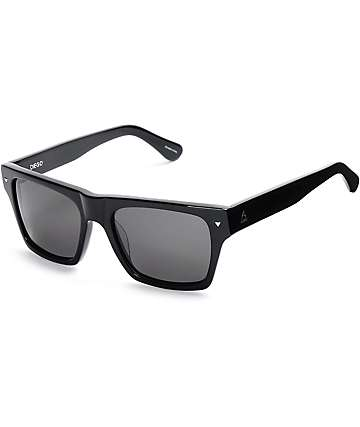 Ashbury Diego Black Sunglasses