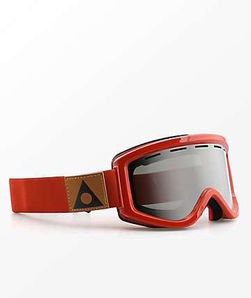 Ashbury Warlock Joe Sexton Silver Snowboard Goggles