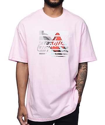 Asphalt Yacht Club Fruit Kiss Pink T-Shirt