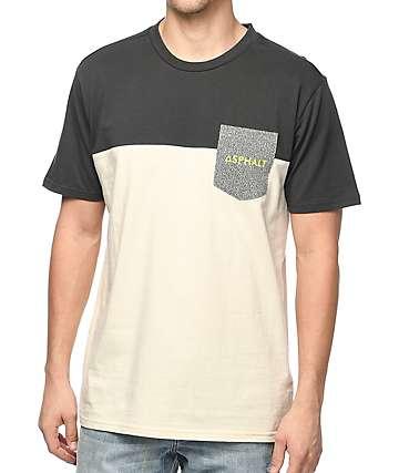 Asphalt Yacht Club camiseta con bolsillo