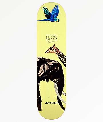 "Autonomy Eliana Endangered 7.75"" Skateboard Deck"