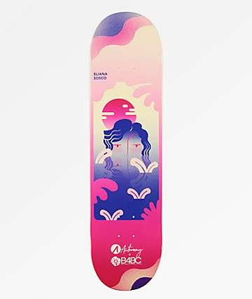 """Autonomy Eliana Pro 8.0"""" Skateboard Deck"""
