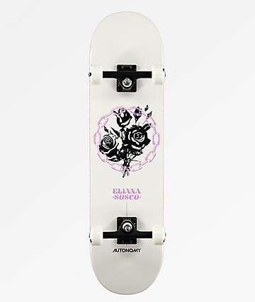 "Autonomy Eliana Pro II 8.0"" Skateboard Complete"
