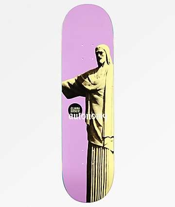 "Autonomy Eliana Pro Purple 8.25"" Skateboard Deck"