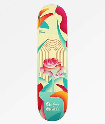 "Autonomy O'Brien Pro 8.0"" Skateboard Deck"