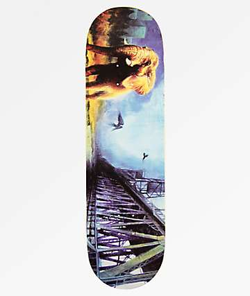 "Bacon Oaks Steel 9.0"" Skateboard Deck"