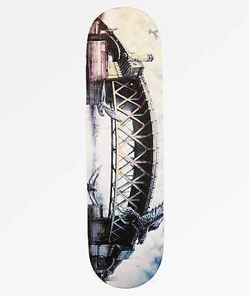 "Bacon Reflection Bridge 8.75"" Skateboard Deck"