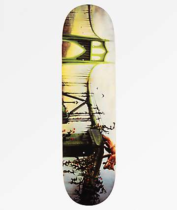 "Bacon The Garden 8.25"" Skateboard Deck"