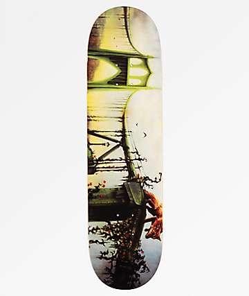 """Bacon The Garden 8.25"""" Skateboard Deck"""