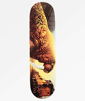 "Bacon The Traveler 8.38"" Skateboard Deck"