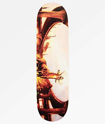 "Bacon The Wish 8.5"" Skateboard Deck"