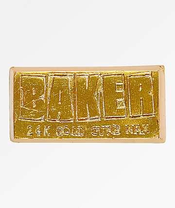 Baker 24K Gold Wax Bar