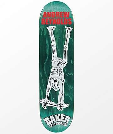 """Baker AR From The Grave 8.25"""" Skateboard Deck"""