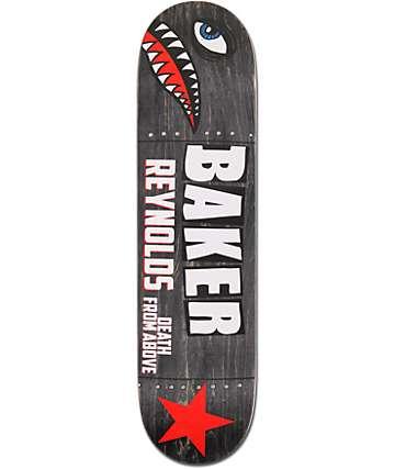 """Baker Andrew Reynolds Bomber 8.0""""  Skateboard Deck"""