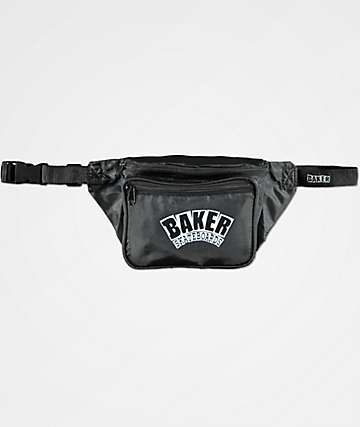 Baker Arch Black Shoulder Bag