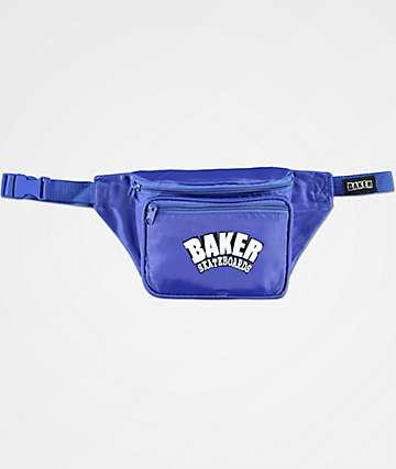 Baker Arch Royal Blue Shoulder Bag