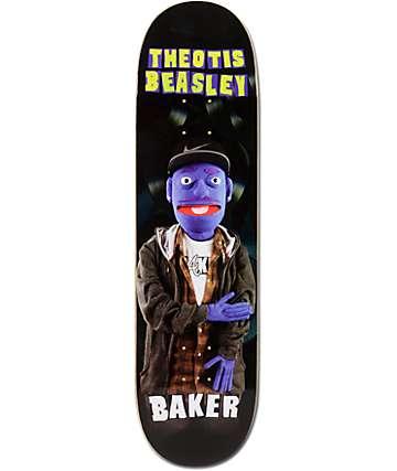 """Baker Beasley Puppet 8.06""""  Skateboard Deck"""