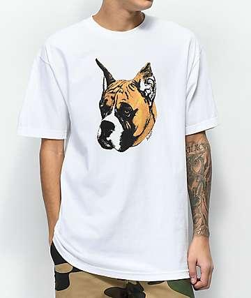 Baker Boxer White T-Shirt