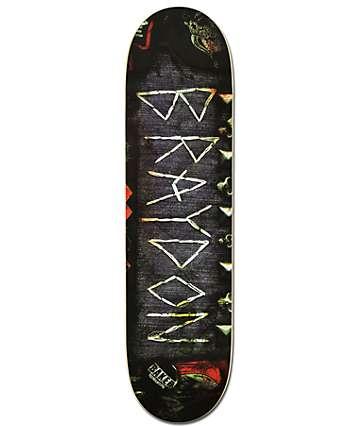 """Baker Braydon Szafranski 8.2""""  Pro Model Skateboard Deck"""