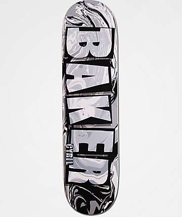 "Baker Cyril Abstract 8.25"" tabla de skate"