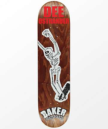"Baker DO From The Grave 8.0"" tabla de skate"