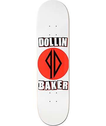 """Baker Dollin Kamikaze 8.0""""  Skateboard Deck"""