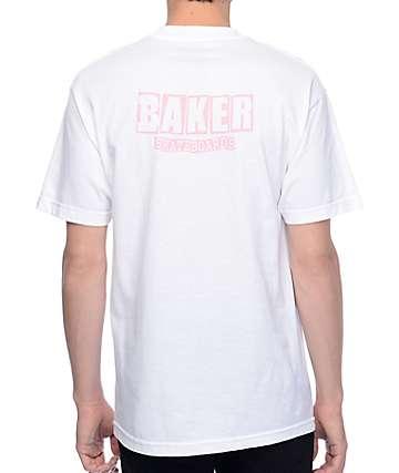 Baker Dubs White T-Shirt
