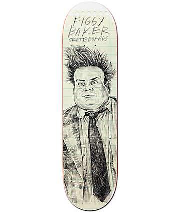 """Baker Figgy Callahan 8.25""""  Skateboard Deck"""
