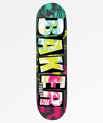 "Baker Figgy Ink Drops 8.38"" Skateboard Deck"