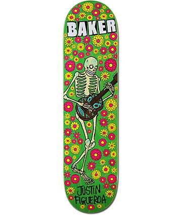 """Baker Figgy Muertos 2 8.0""""  Skateboard Deck"""