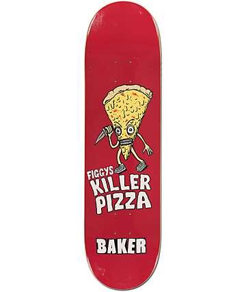 """Baker Figgys Killer Pizza 8.38""""  Skateboard Deck"""
