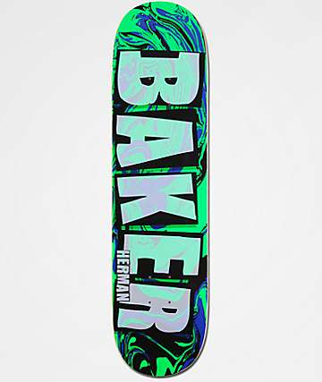 "Baker Herman Abstract 8.0"" tabla de skate"