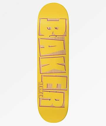 "Baker Herman Brand Punch Out 8.25"" Skateboard Deck"