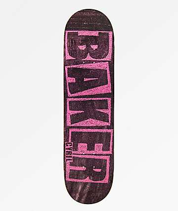 "Baker Jackson Chalk 8.12"" tabla de skate"