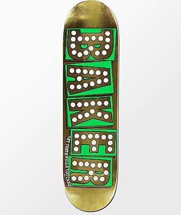 """Baker Junt Gold 8.25"""" Skateboard Deck"""
