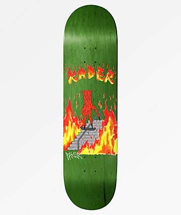 """Baker Kader Board To Death 8.25"""" Skateboard Deck"""