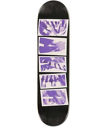 "Baker Logo Purple Haze 8.0""  Skateboard Deck"