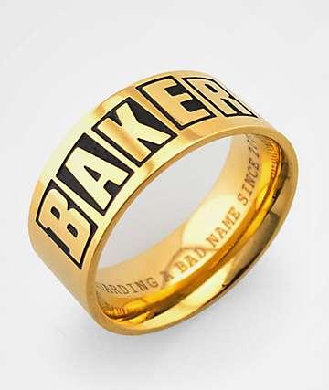 Baker Logo anillo