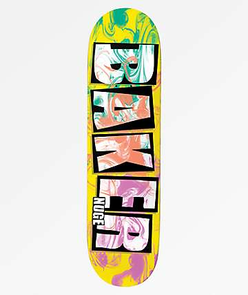 "Baker Nuge Ink Drops 8.0"" Skateboard Deck"