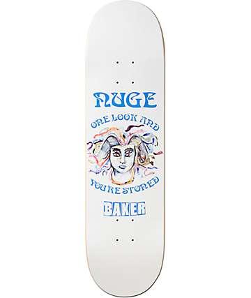 """Baker Nuge Medusa 8.3875""""  Skateboard Deck"""