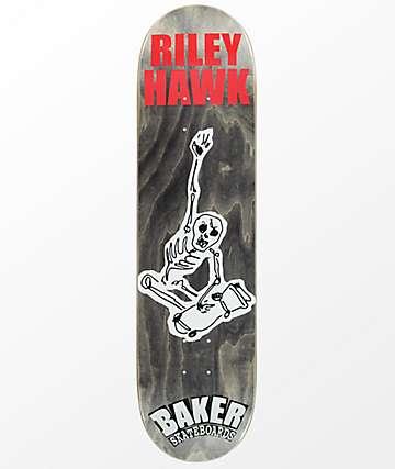 """Baker RH From The Grave 8.12"""" Skateboard Deck"""