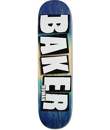 "Baker RZ Gradient 8.38"" Skateboard Deck"