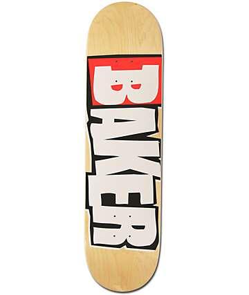 """Baker Reset Logo 8.12""""  Skateboard Deck"""
