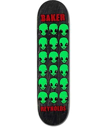 """Baker Reynolds Aliens 8.0""""  Skateboard Deck"""