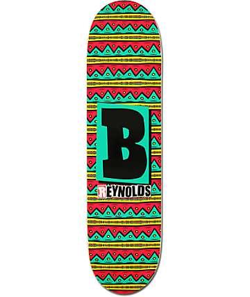 "Baker Reynolds Big B Mali 8.19""  Skateboard Deck"