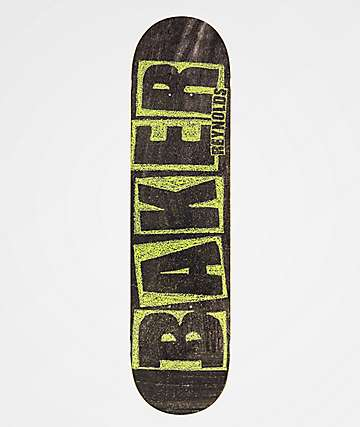 "Baker Reynolds Chalk 7.75"" Skateboard Deck"