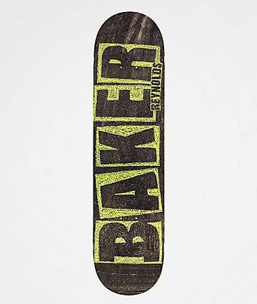 "Baker Reynolds Chalk 7.75"" tabla de skate"